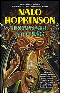 Brown Girl in the Ring book cover