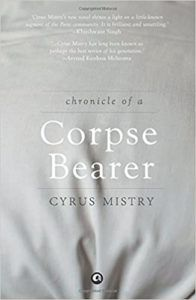 cover of Chronicle of a Corpse Bearer