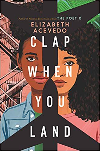 Clap When You Land Book Cover