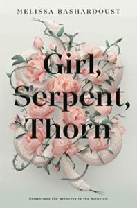 Girl, Serpent, Thorn cover