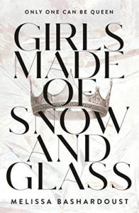 imagem da capa de Girls Made of Snow and Glass por Melissa Bashardoust