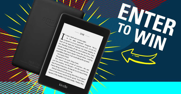 Kindle Paperwhite Giveaway: February 2021   BOOK RIOT