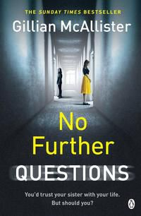 No Further Questions book cover
