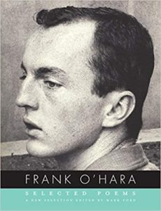 Selected Poems by Frank Ohara
