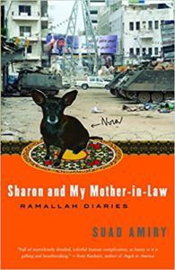 Sharon and My Mother in Law Ramallah Diaries