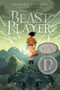 cover image of The Beast Player by Nahoko Uehashi