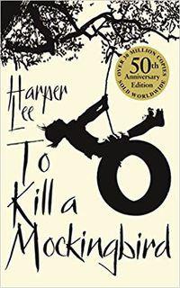 To Kill a Mockingbird book cover