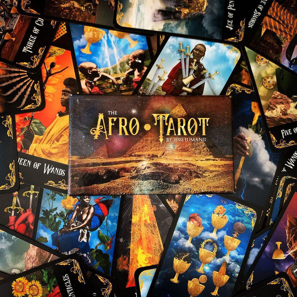 afro tarot