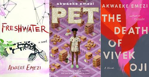 Akwaeke Emezi from 20 Black Authors to Read This Pride | bookriot.com