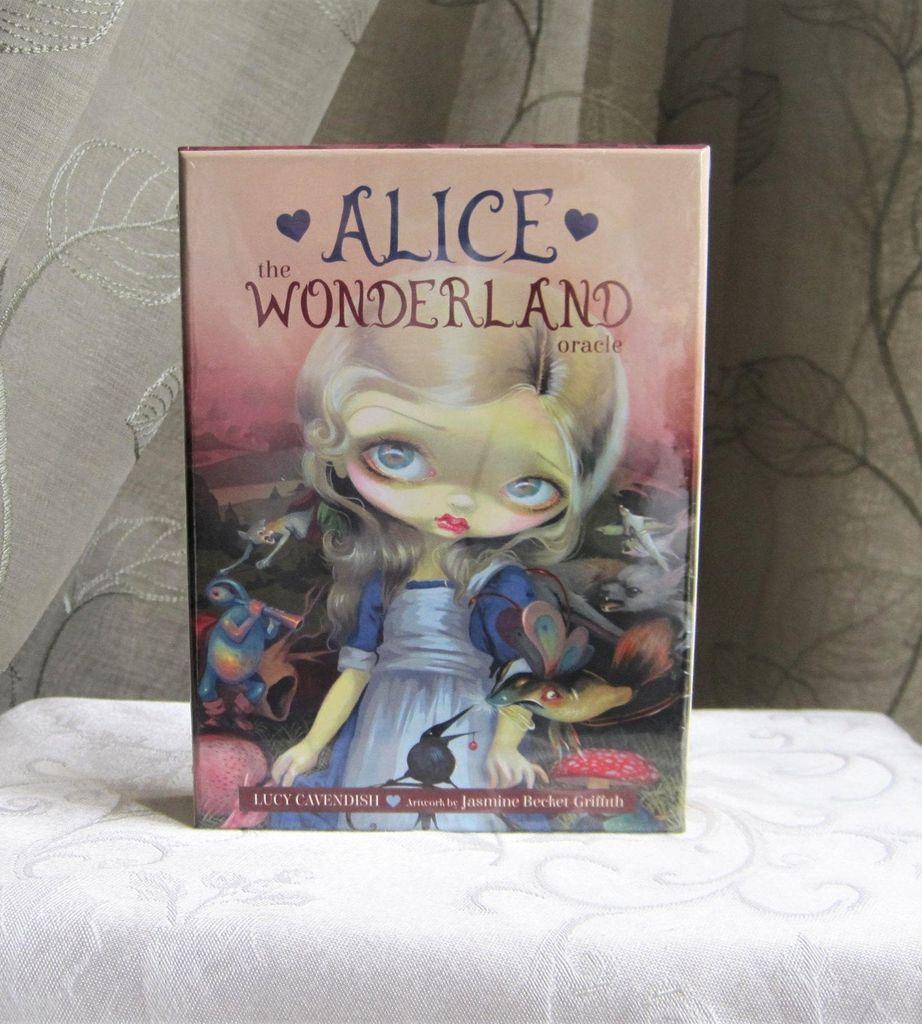 alice in wonderland oracle