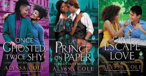 Alyssa Cole from 20 Black Authors to Read This Pride | bookriot.com