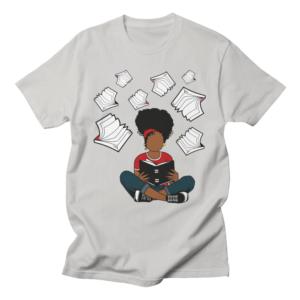 Around the Way Girl t-shirt