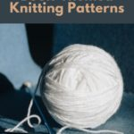 book themed knitting patterns