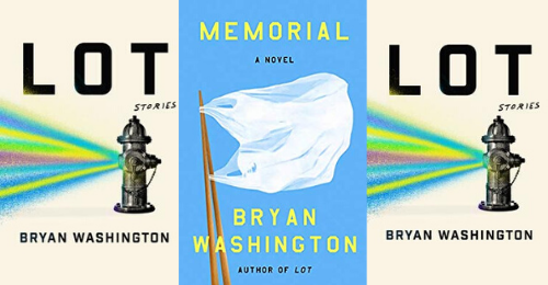 Bryan Washington from 20 Black Authors to Read This Pride | bookriot.com