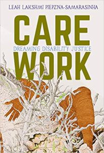 care work book cover