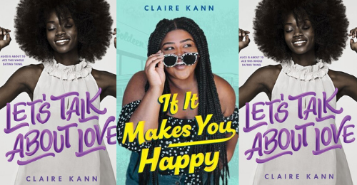 Claire Kann from 20 Black Authors to Read This Pride | bookriot.com