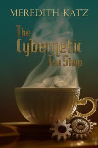 The Cybernetic Tea Shop cover