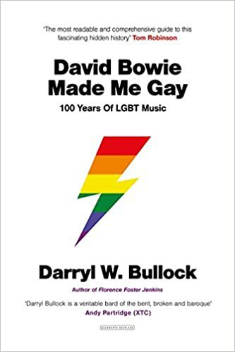 David Bowie Made Me Gay book cover