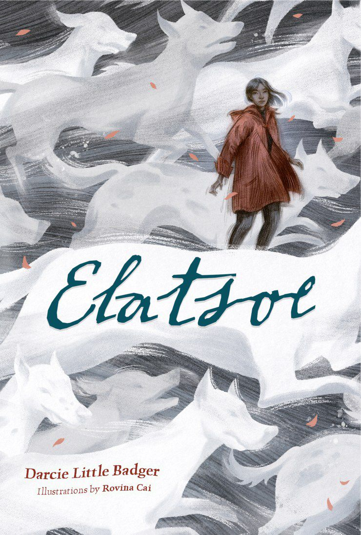 Elatsoe by Darcie Little Badger cover