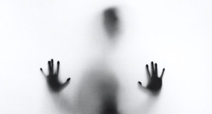 ghost or shadowy spirit paranormal horror and ghost story feature