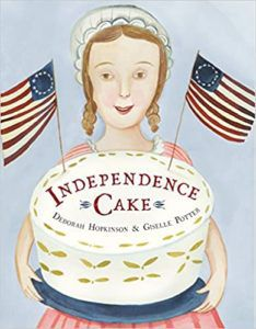 independence cake