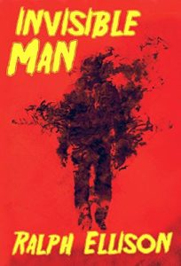imagem da capa de Invisible Man por Ralph Ellison