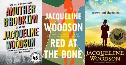 Jacqueline Woodson from 20 Black Authors to Read This Pride | bookriot.com