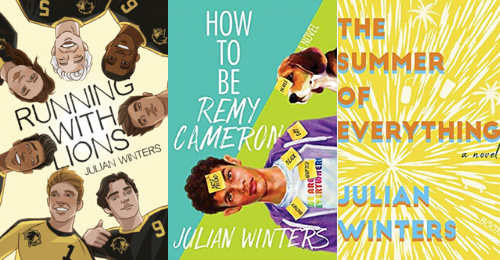 Julian Winters from 20 Black Authors to Read This Pride | bookriot.com
