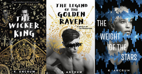 K. Ancrum from 20 Black Authors to Read This Pride | bookriot.com