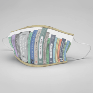 Literary Face Mask