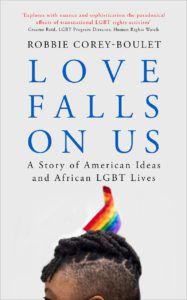Love Falls On Us | bookriot.com