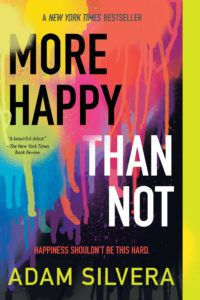 More Happy Than Not from Rainbow Books for Pride | bookriot.com