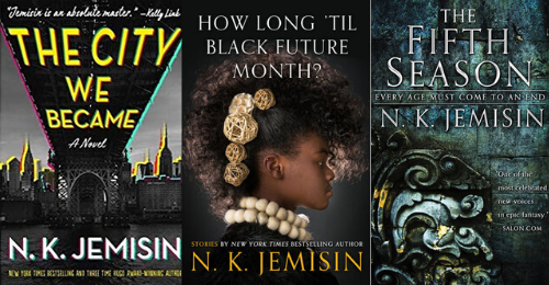 N. K. Jemisin from 20 Black Authors to Read This Pride | bookriot.com
