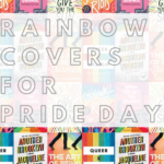 Rainbow Book Covers For Pride Day