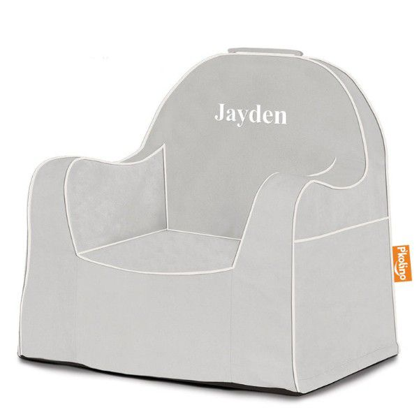 personalized kids reading nook chairs