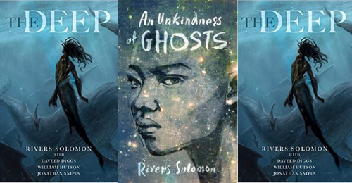 Rivers Solomon from 20 Black Authors to Read This Pride | bookriot.com