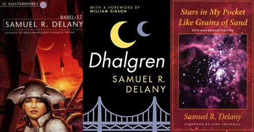 Samuel R. Delany from 20 Black Authors to Read This Pride | bookriot.com