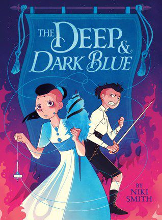 cover of The Deep & Dark Blue
