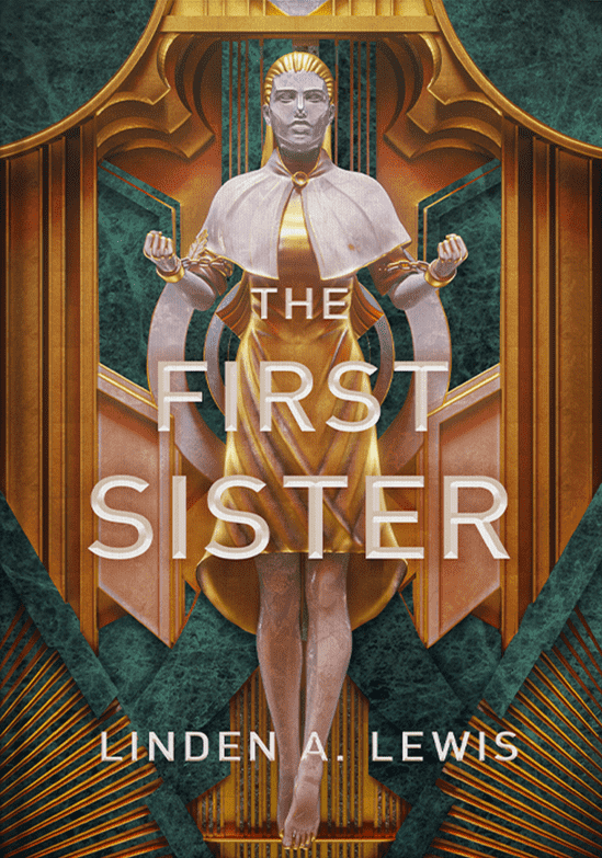 The First Sister Book Cover