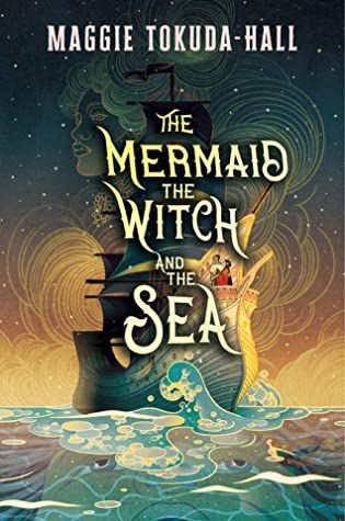 the mermaid the witch and the sea cover
