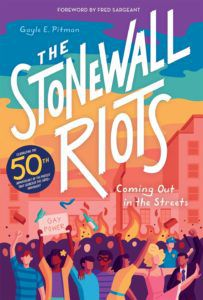 The Stonewall Riots from Rainbow Books for Pride | bookriot.com