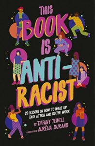 this book is anti racist cover