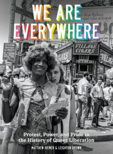 We Are Everywhere from Rainbow Books for Pride Day | bookriot.com