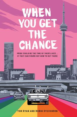 When You Get The Chance By Tom Ryan & Robin Stevenson