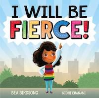 I Will Be Fierce Cover