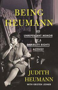 Being-Heumann book cover