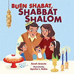 Buen Shabat, Shabbat Shalom book cover