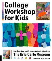 Collage Workshop For Kids cover