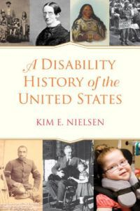 A Disability History of the US book cover