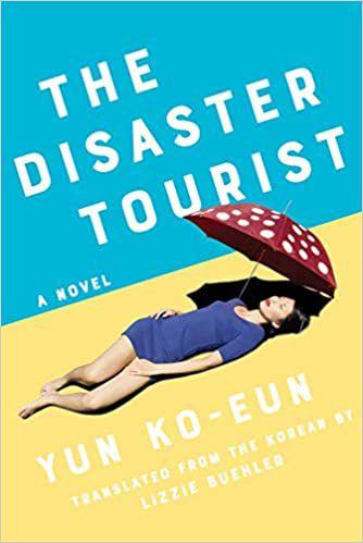Capa de desastre turístico de Yun Ko-eun